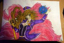 My BFF art