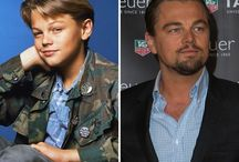 Child stars (then and now)