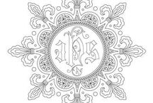 Embroidery & Embroidery Pattern