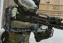 Alphadog Combat Gear
