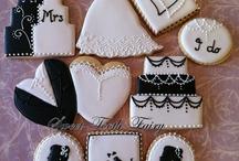 Ślubne ciasteczka