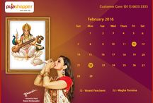 Religious - Calendar