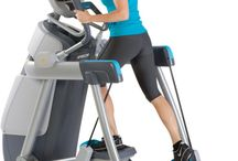 Ellipticals & Lateral Trainers
