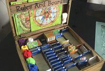 scatole per giochi