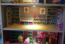 Shopkins Collection / Annie's favorite toy!