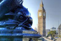 London calling... / by Jen Nestor