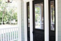 Open the Door to a New Look: Front Doors and Entryways