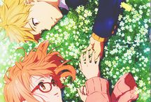 Kyoukai no Kanata / Beyond the Boundary