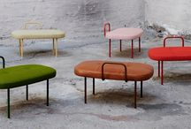 Stools & Sides / by Dominique Brammah