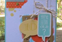 Stampin' Up! Occasions mini catalog / Projects using products from the Stampin' Up! Occasions mini catalog / by DDStamps