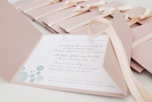 """Wedding Invitation by """"Nice and Chic"""""""