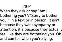 INFP stuff