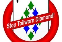 Stop Toilworn Diamond