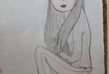 çizimlerim ( my drawings )
