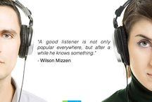 Listen..!
