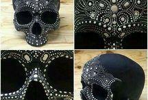 Skull Sculpture Ideas