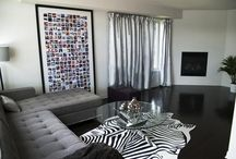 Home: Living room / ideas for a cosy living room