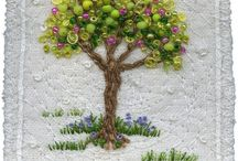 Fák, virágok