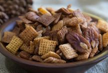Chex mix recipes / by Julie Kimble