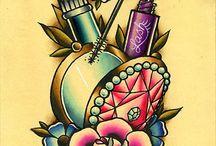 Unterschenkel-tattoos