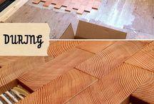 pisos madeira