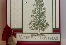 Cards - Christmas - trees