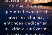 Frases / by Martha De La Cruz