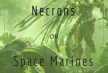 Warhammer 40k / General Warhammer 40k stuff that I like and fits nowhere else.