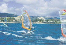 Windsurfing / All things windsurfing / by Anthony Burke