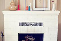 living room / by Brooke Field