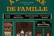 À La Mère De Famille / The Legendary Parisian Chocolatier's Best Recipes / by Hardie Grant Books