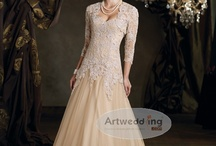 ArtWedding Wedding Guest Dresses / Wholesale wedding guests dresses from Chinese wedding expert and you can ship your wedding guests dresses just for free. Find the cheapest yet the best bridesmaid dresses on Artwedding. / by ArtWeddings.com