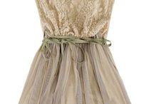 dresses  / by Nada El Bostany