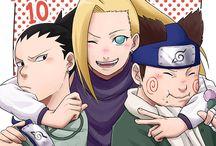 Naruto - Team 10