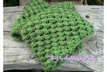 Crochet & Knit patterns and ideas