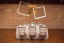 Wedding Atmosphere Ideas / by J Reese
