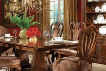 Perfect dining rooms