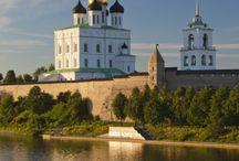 PSKOV; RUSSIA