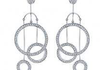 Diamond Earrings / by Hamra Jewelers