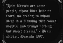 Literary Monsters....
