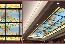 vetrate artistiche digitali / siamo in grado ad oggi, di realizzare vetrate artistiche di ampie dimensioni attraverso un' innovativa tecnica di stampa digitale diretta sul vetro.I vetri risulteranno sovrapposti e bifacciali, ovvero stampati su entrambi i lati