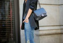 How to wear BOYFRIEND Jeans? / How to wear BOYFRIEND Jeans?