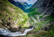 Roadtrip Norway 2015 / Places to see in Norway.