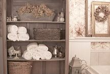 Shabby chic interior