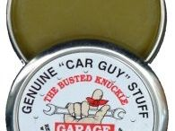 Car Guy Skin Care / Herbal skin care for Car Guys with dry, cracked skin and sore muscles.  Put 'em in one of our miniature tool boxes and you've got the ultimate Car Guy gift!