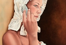 Lizelle Kruger / Contemporary South African artist represented by StateoftheART.