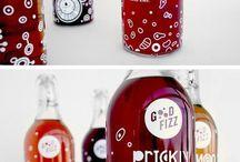 Интересные дизайны упаковки / Интересные дизайны упаковки различной продукции