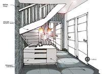 Design interiores iluminação