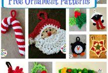 Crocheted Christmas Stuff