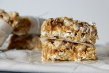Rice Krispy Treats...going beyond the blue box standard